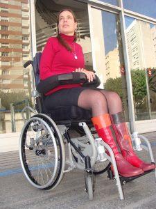 Mara Gabrilli cadeira
