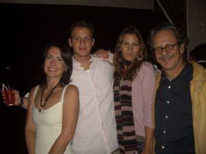 Serana e familia