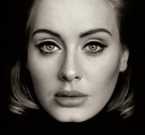 Cantora inglesa Adele