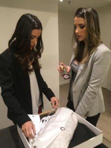Camila e Renata Serra