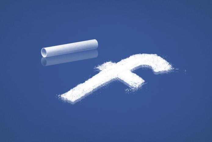 Logotipo do Facebook